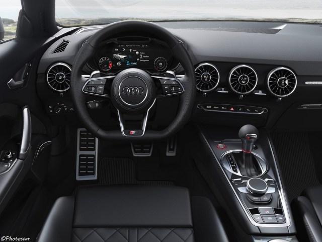 Audi_TTS Roadster 2019