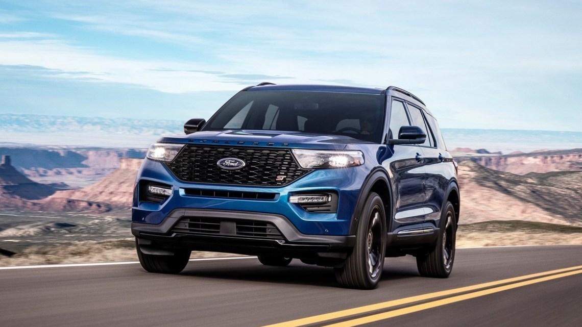 Ford Explorer ST 2020 – Le SUV le plus puissant jamais conçu par Ford