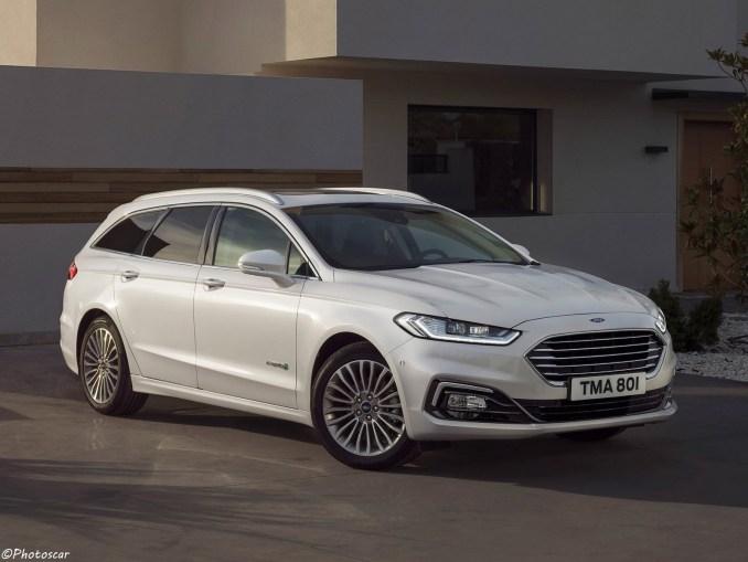 Ford Mondeo Wagon Hybride 2019