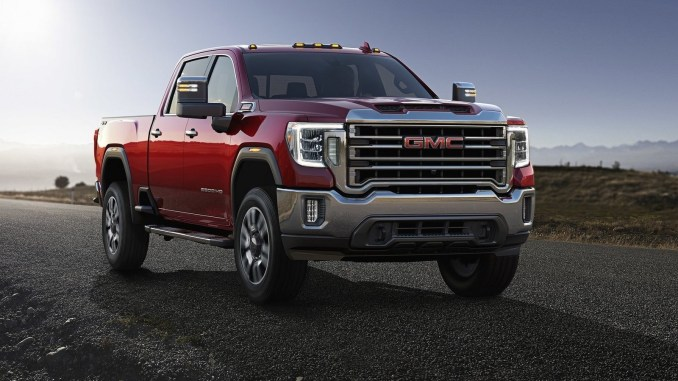 GMC Sierra HD 2020