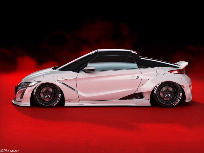 Honda SSX-660R LB 2017