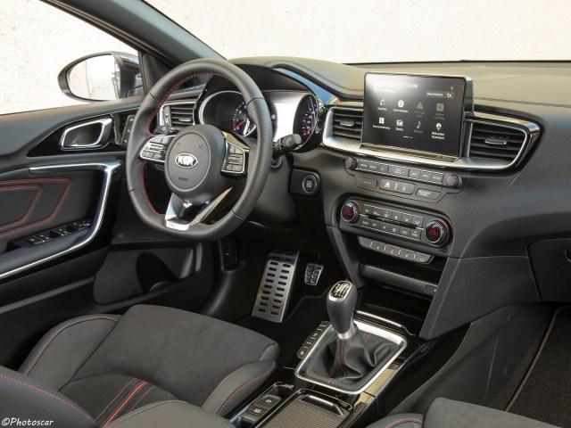Kia Ceed GT 2019