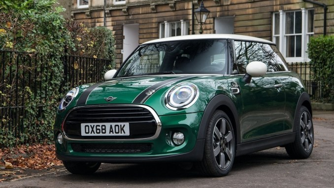 Mini Cooper 60 Years Edition 2019
