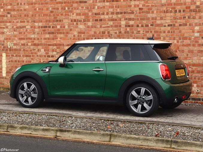 Mini Cooper 60 Years Edition 2019