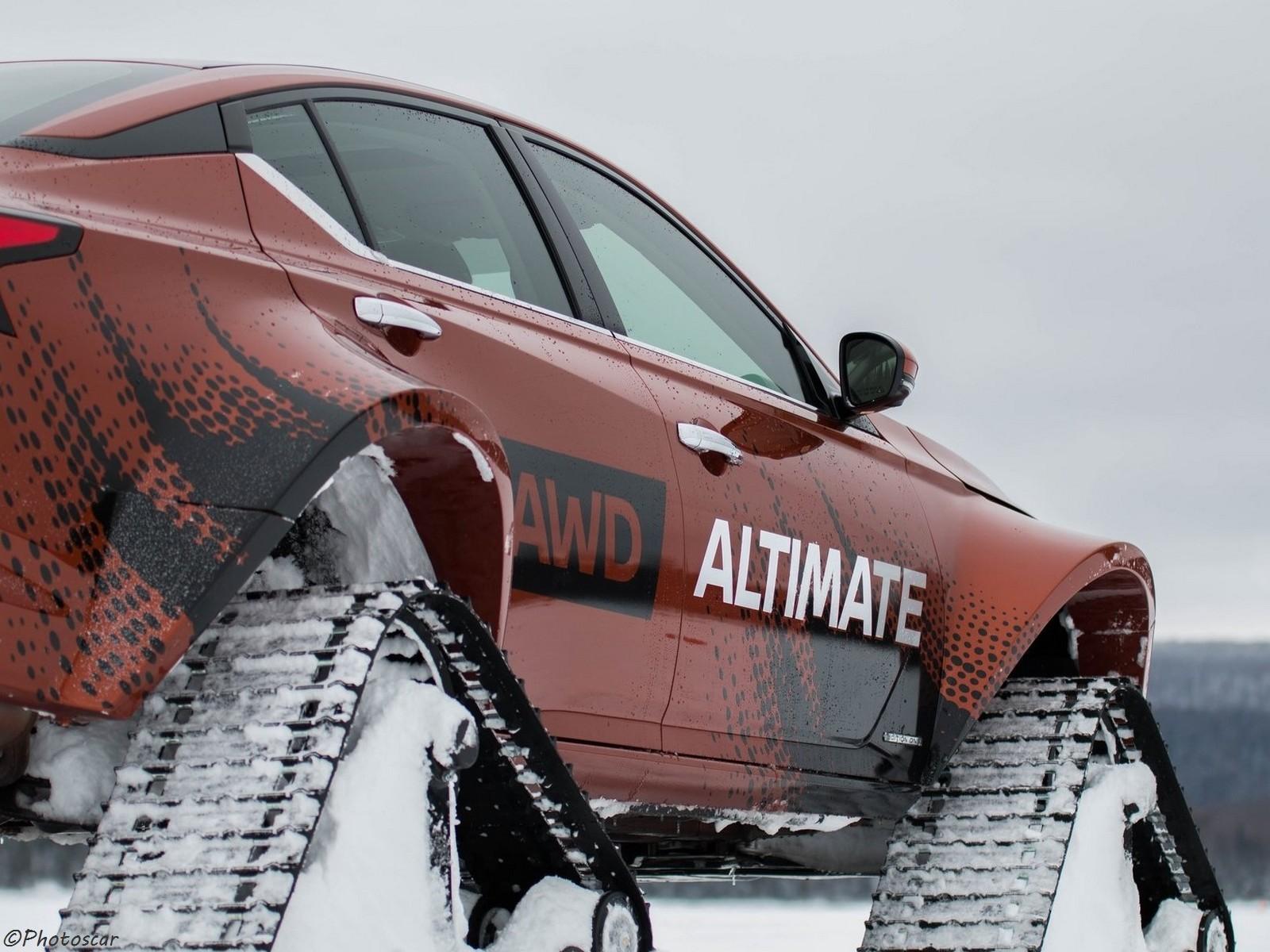 Nissan Altima_te_AWD Concept 2019