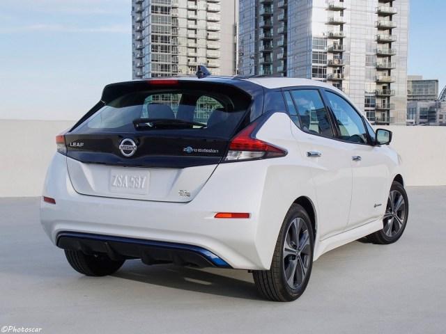 Nissan Leaf e-plus 2019