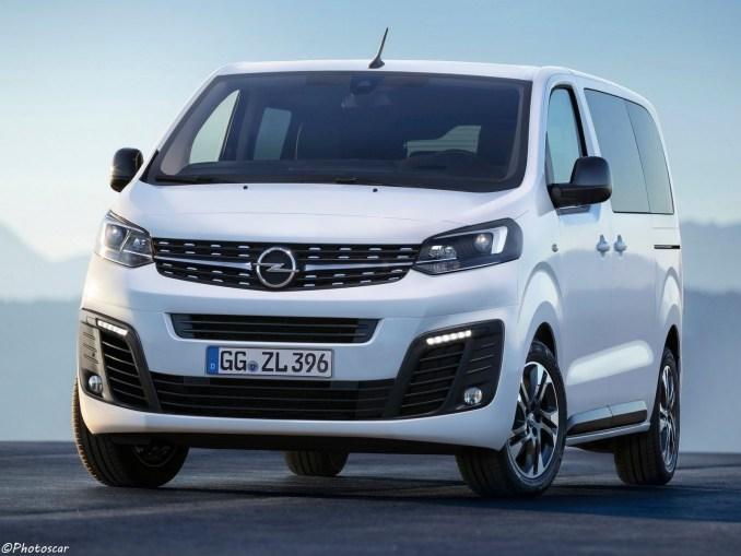Opel Zafira Life 2020