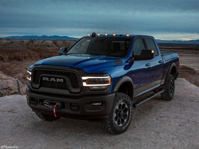 Ram Power Wagon 2019