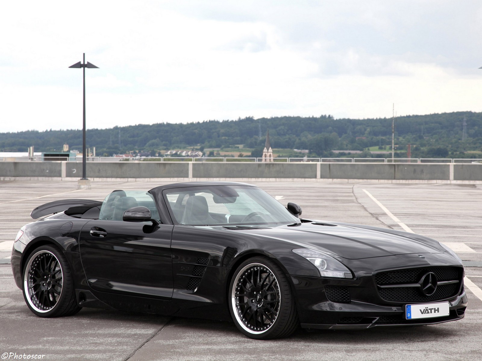 VATH_Mercedes_AMG_SLS Roadster 2012