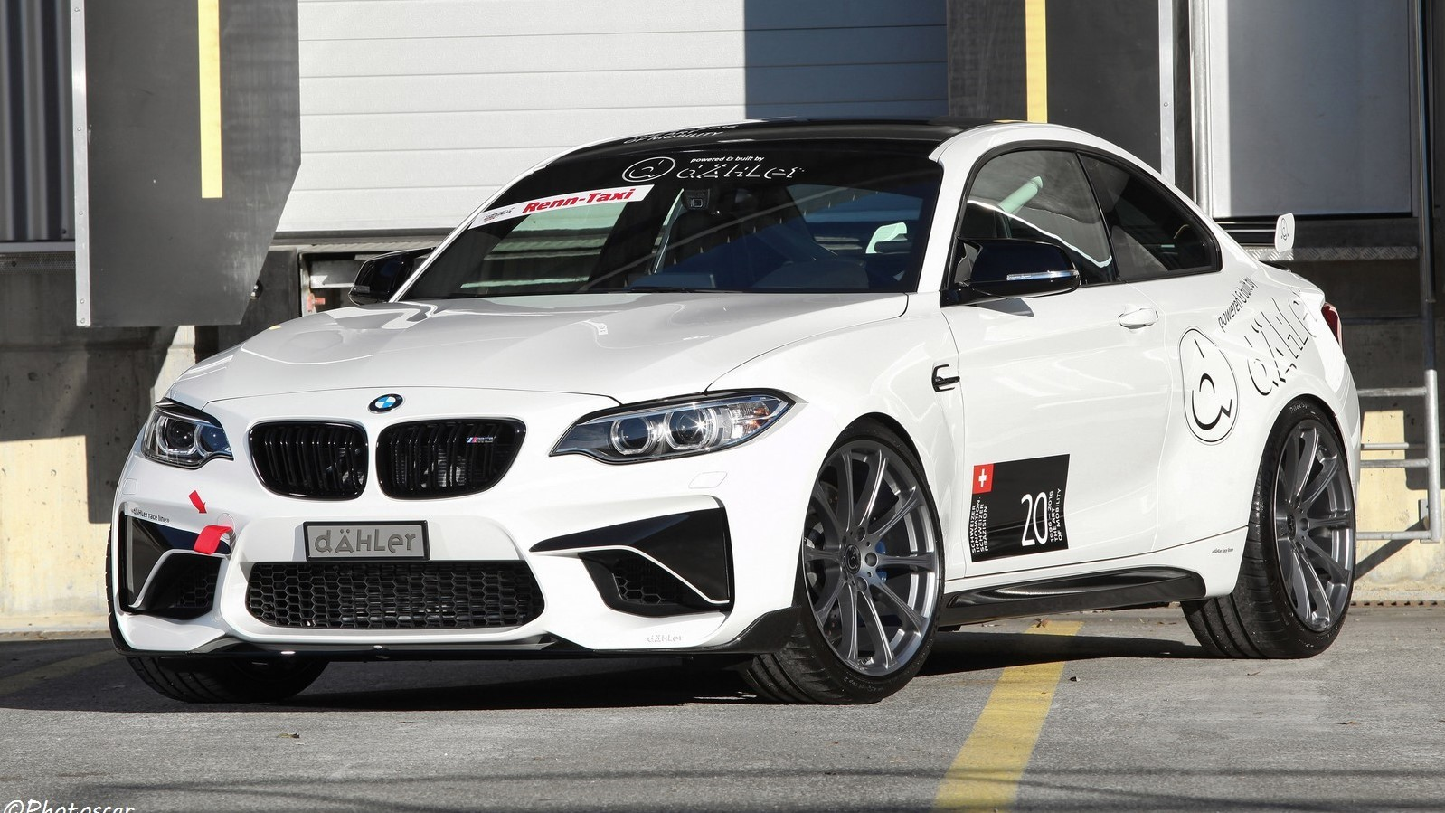 dAHler BMW M2 Race Line 2017