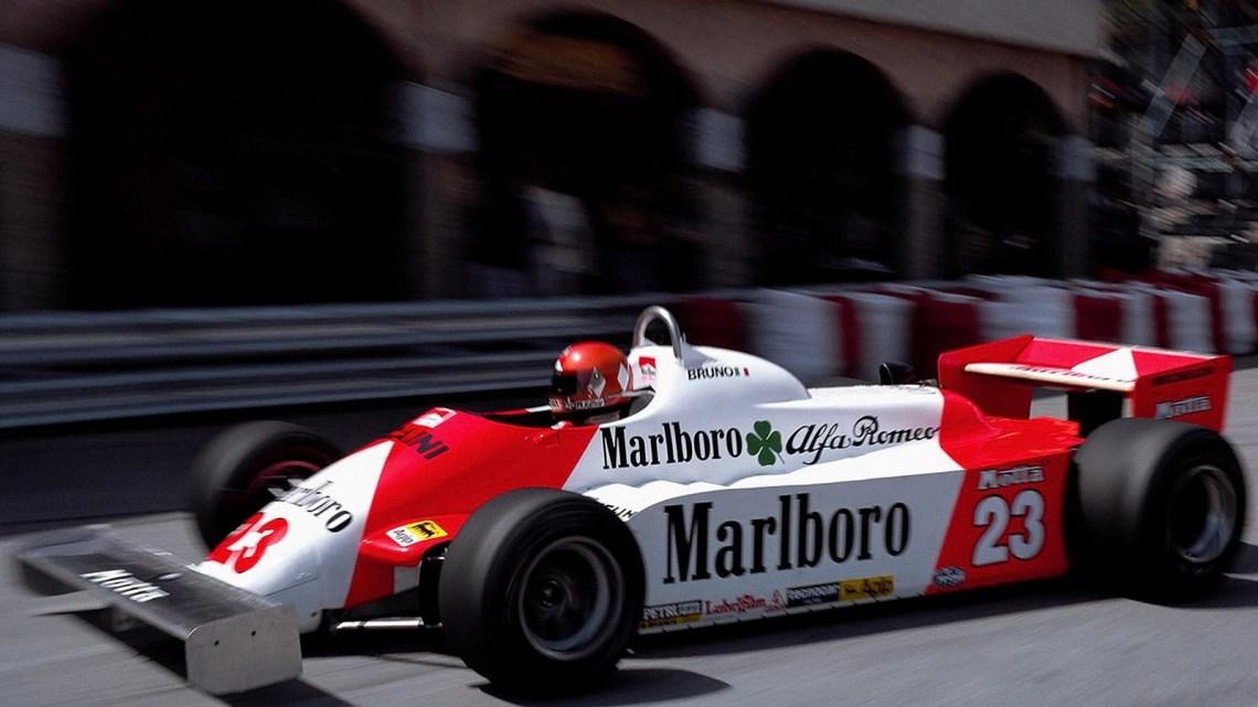 Alfa Romeo F1 V12 179C 1981: La référence en matière de course.