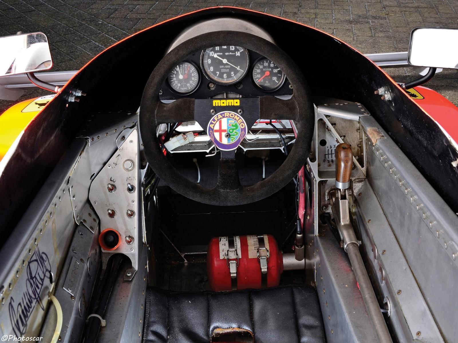 Alfa- Romeo F1 V12 179C 1981