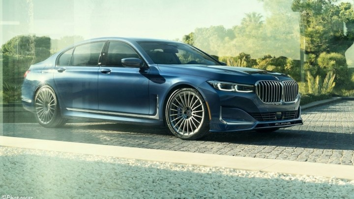 Alpina BMW B7 xDrive Sedan 2020 – Une berline a hautes performances.