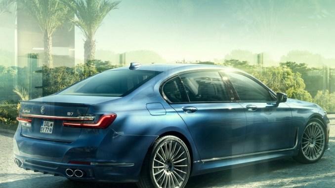 Alpina BMW B7 xDrive Sedan 2020