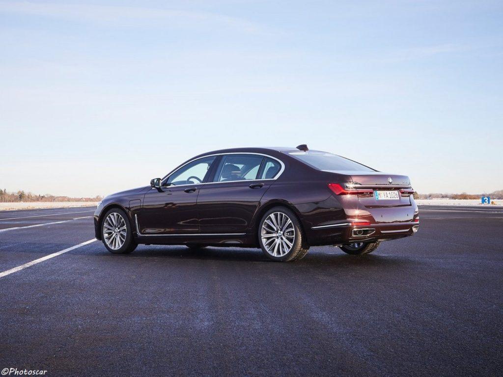 BMW 745Le Serie 7 2020