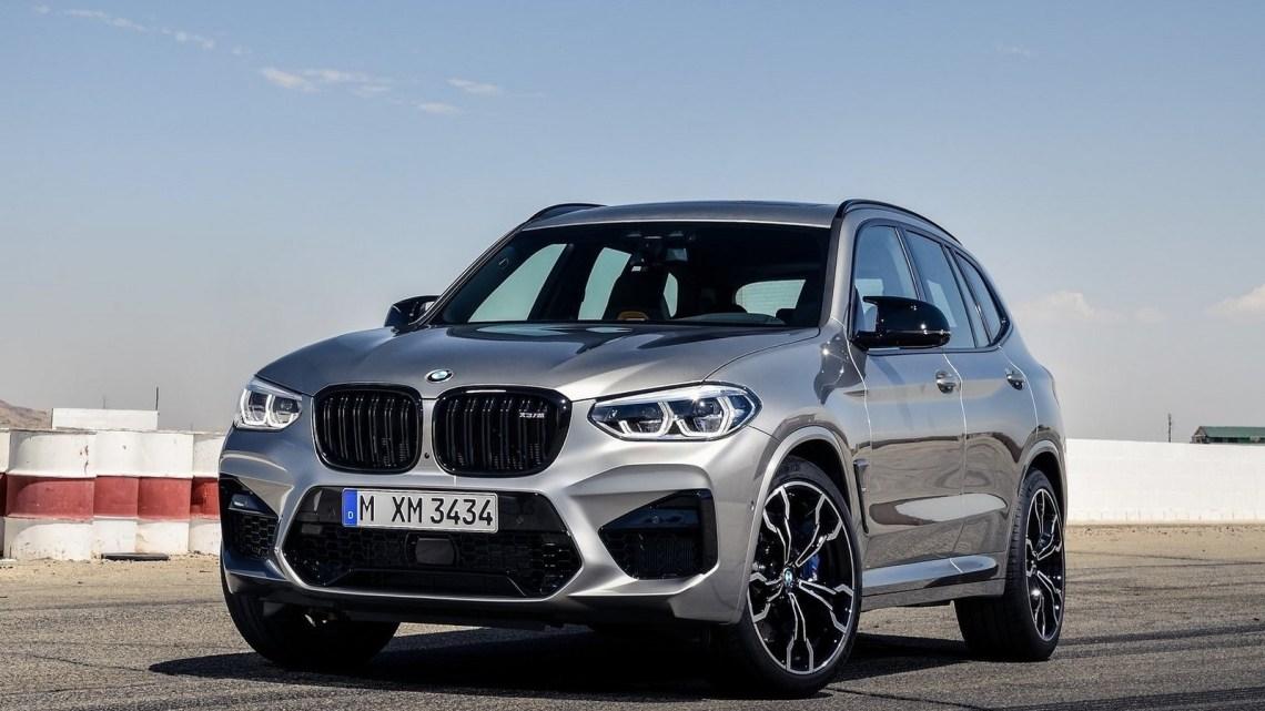 BMW X3 M Competition 2020 – Un SUV sportif aussi puissant qu'efficient.