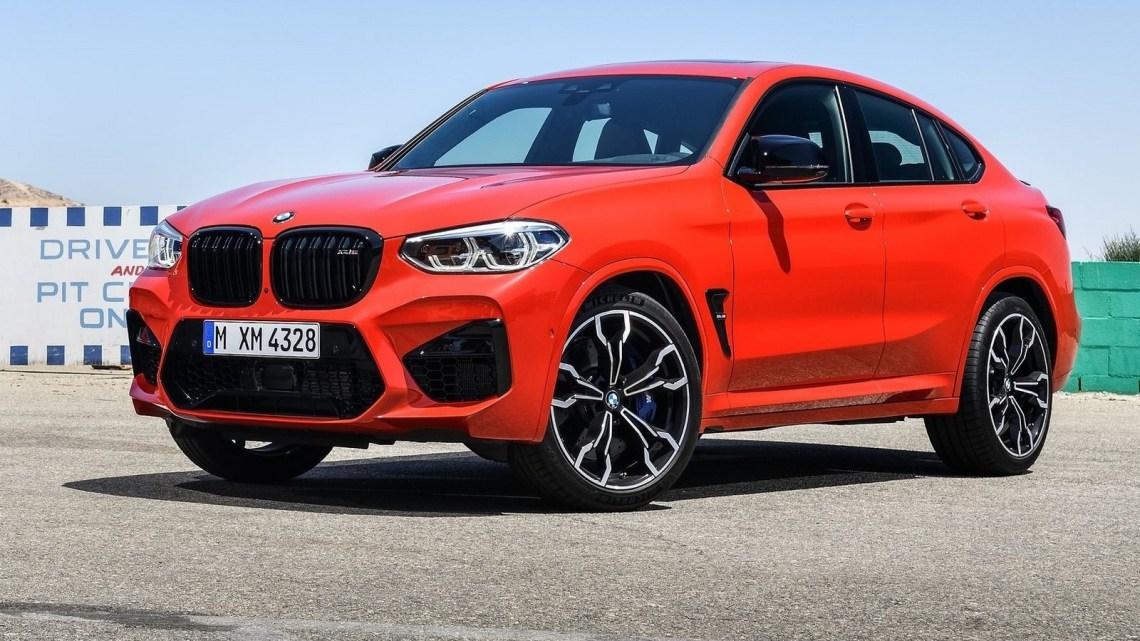 BMW X4 M Competition 2020: Une puissance impressionnante de 510 ch.