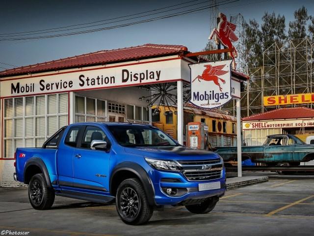 Chevrolet Colorado Centennial Extended Cab 2018