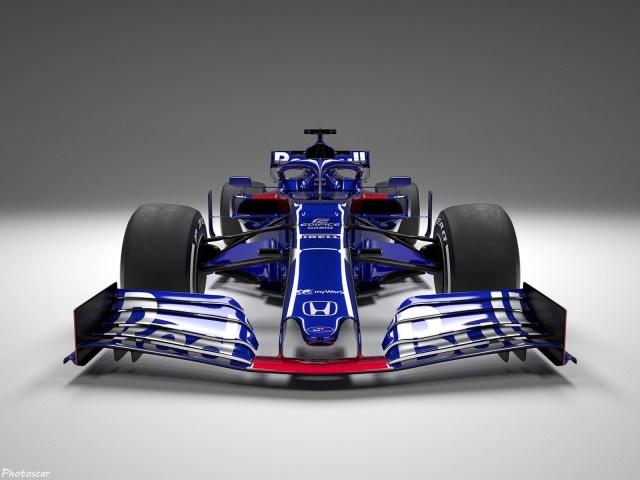 Toro Rosso STR14 F1 2019
