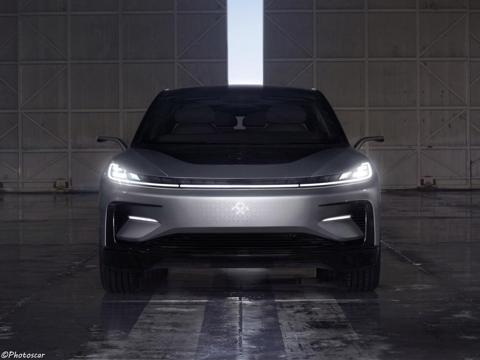 Faraday Future FF-91 2017