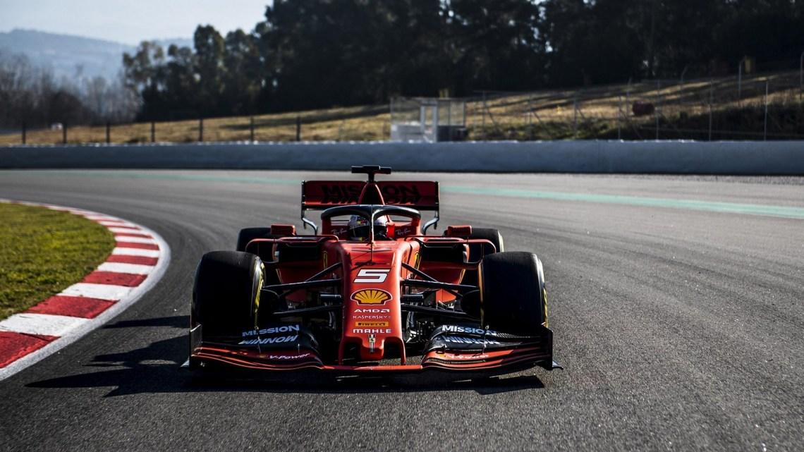 Ferrari SF90 F1 2019 sera confiée à Sebastian Vettel et Charles Leclerc.