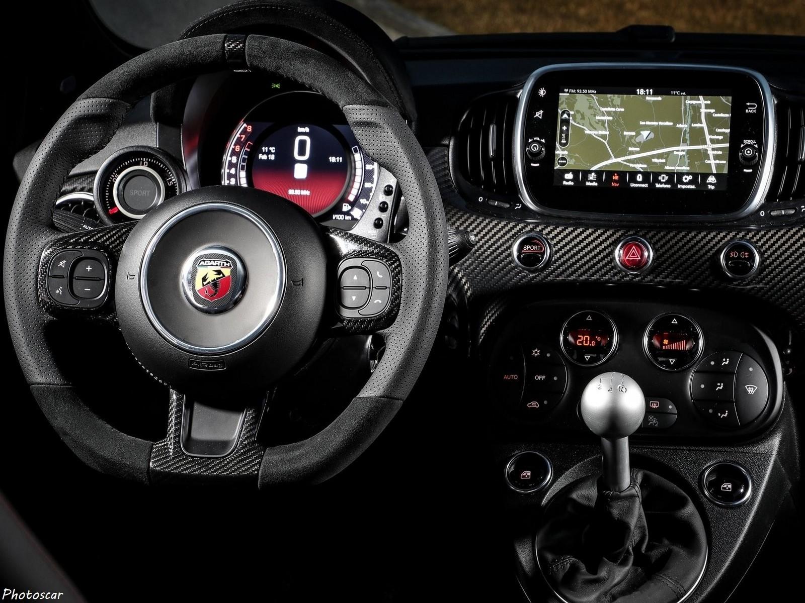 Fiat Abarth 595 Esseesse 2019