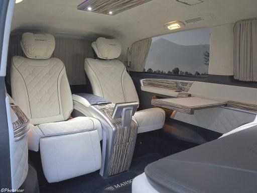 Mansory Mercedes Classe V 2017