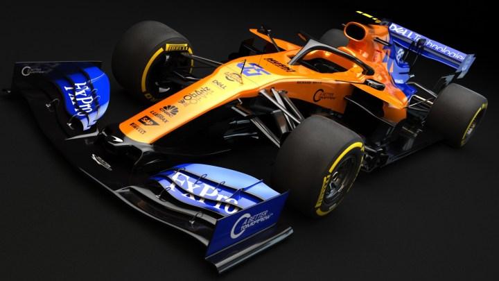 McLaren MCL34 F1 2019 évoque les Renault de l'ère victorieuse d'Alonso