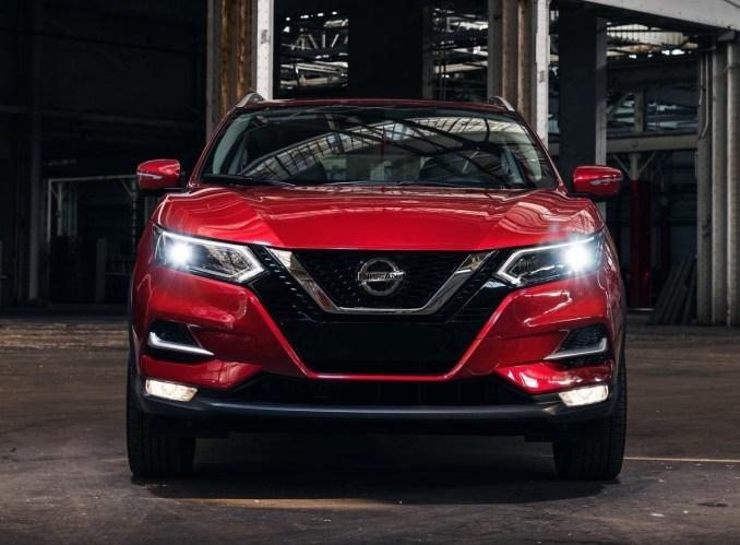 Nissan Rogue Sport 2020