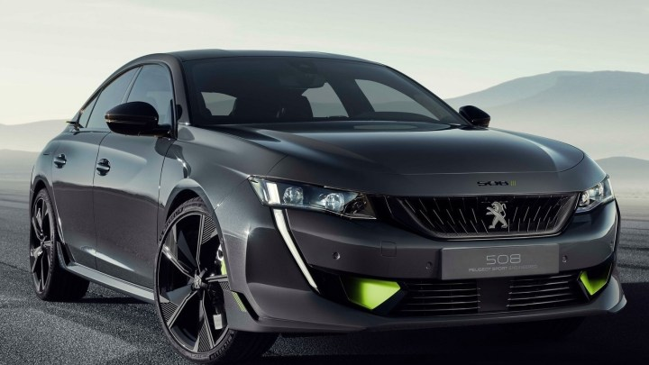 Peugeot 508 Sport Engineered Concept 2019 – Performances et efficacité.