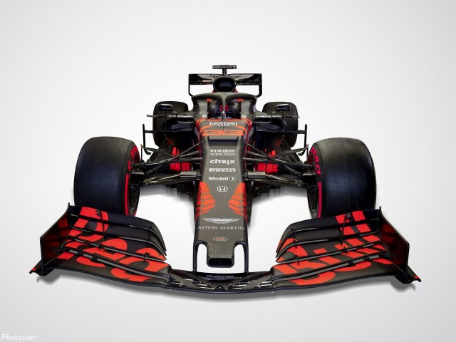Red-Bull Racing RB15 F1 2019