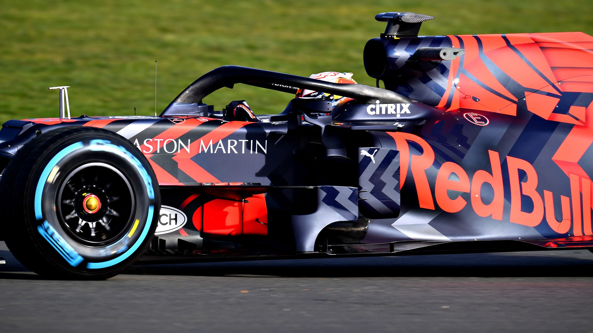 Red Bull Racing RB15 F1 2019