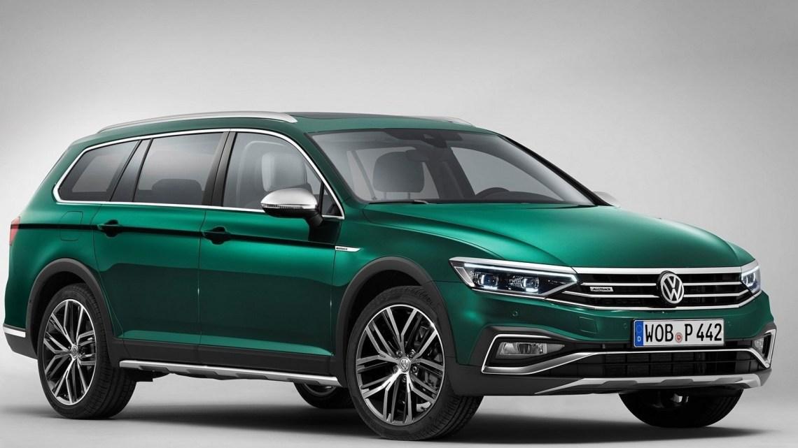Volkswagen Passat Alltrack 2020 – La maîtrise de tous les terrains.
