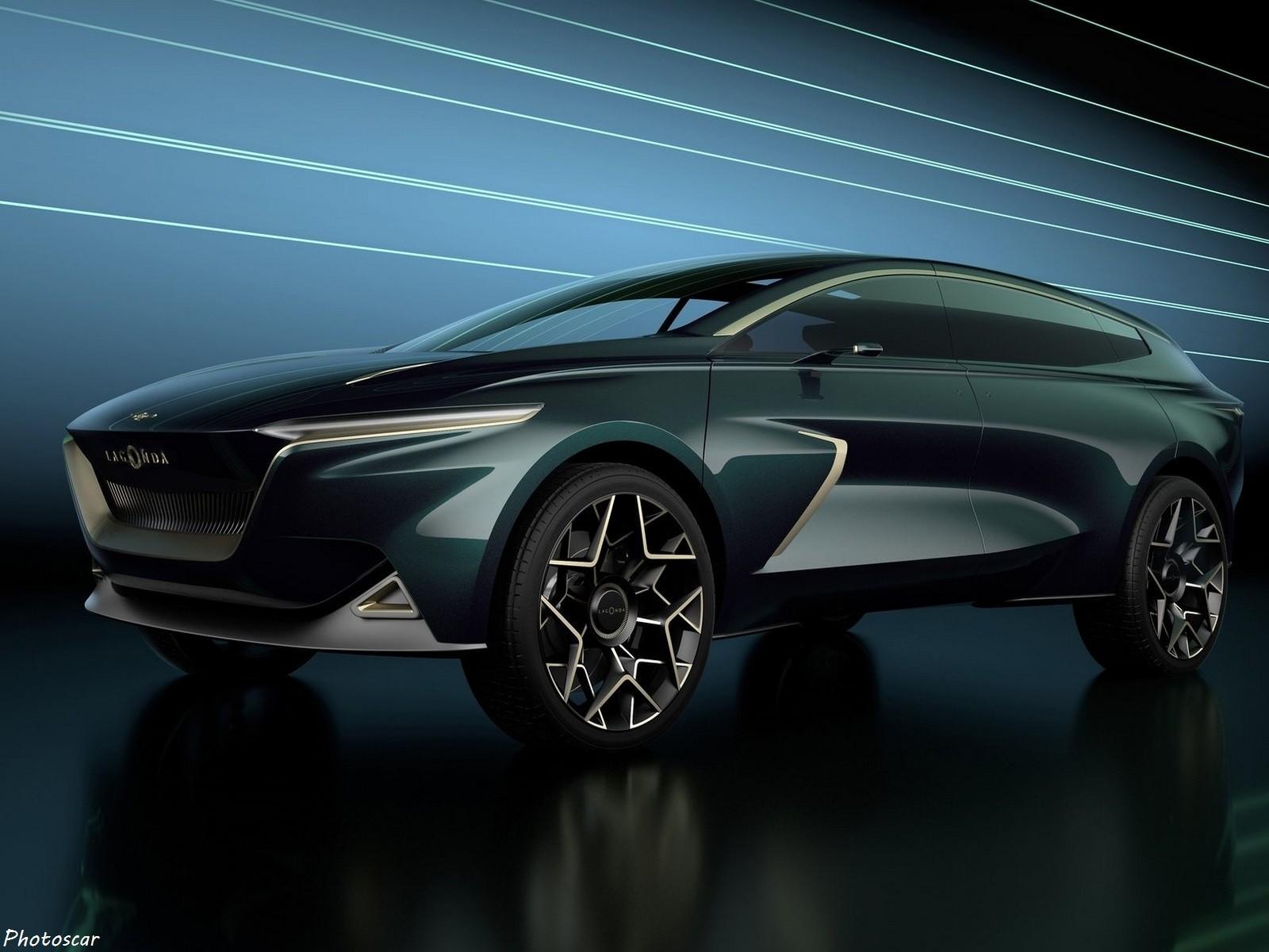Aston Martin Lagonda All-Terrain Concept 2019
