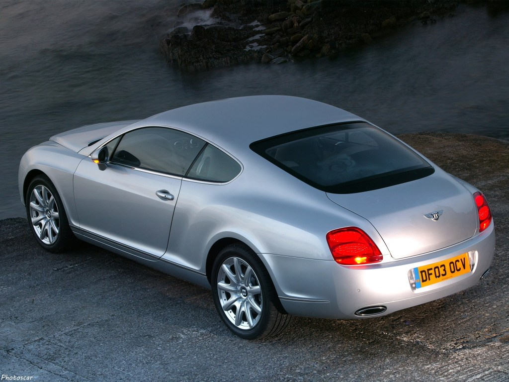 Bentley Continental GT 2003