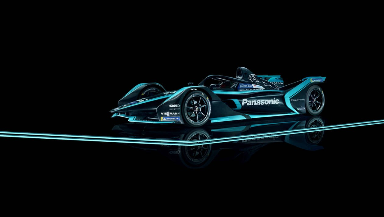 Formule E 2019 - Jaguar Racing