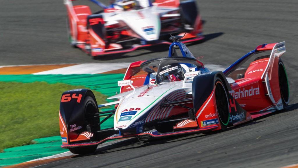 Formule E 2019 - Mahindra