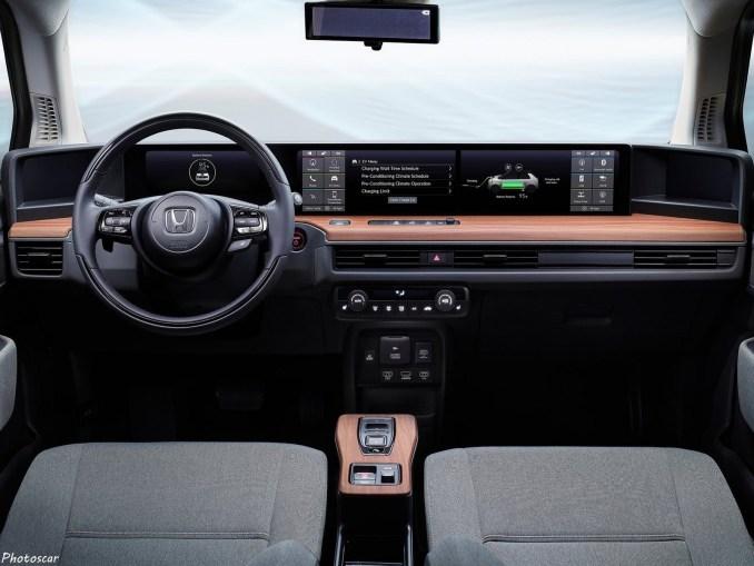 Honda ePrototype 2019