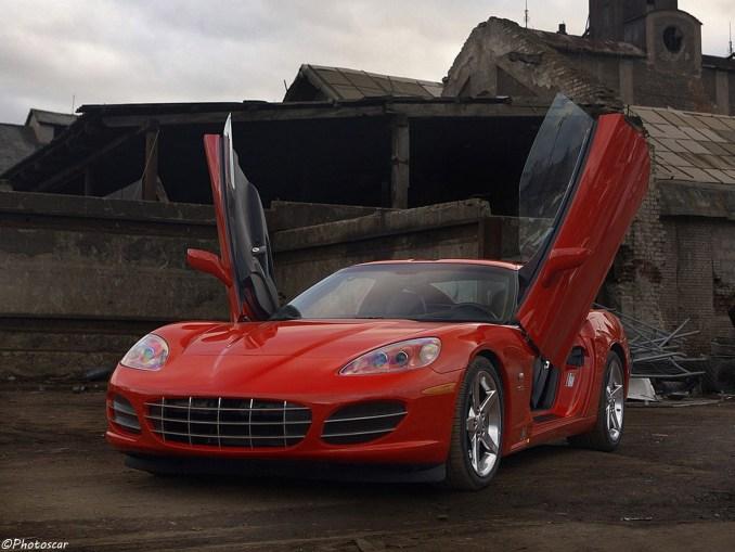 Innotech Corvette C6 Coupe 2009