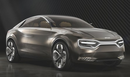 Kia Imagine Concept 2019
