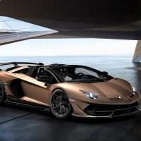 Lamborghini Aventador SVJ Roadster 2020