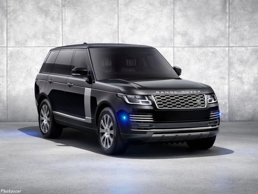 Range Rover Sentinel 2019 – Véhicule blindé et forteresse roulante.
