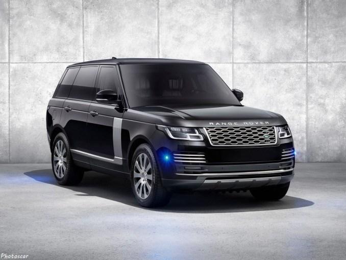 Land Rover Range Rover Sentinel 2019