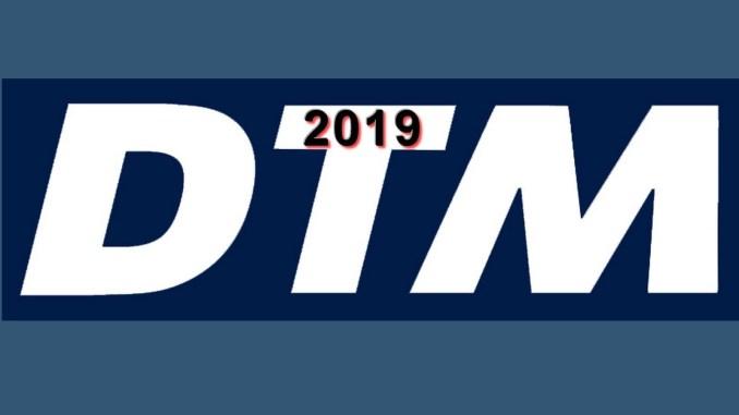 Logo DTM 2019