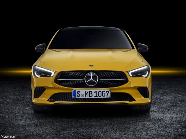 Mercedes CLA Shooting Brake 2020