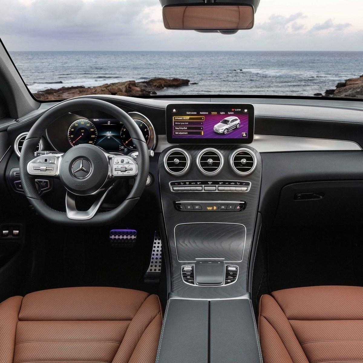 Mercedes Benz GLC 2020