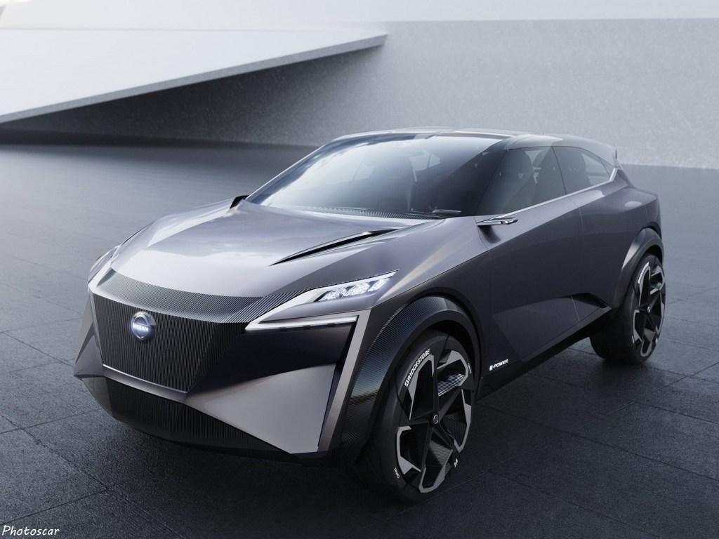 Nissan IMQ Concept 2019