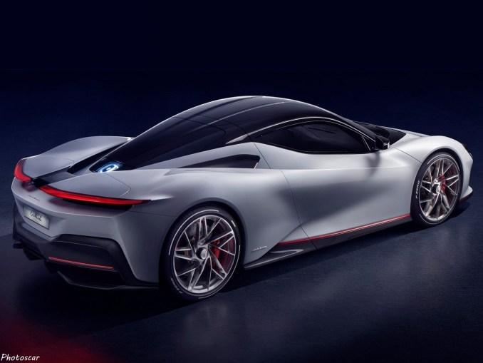 Pininfarina Battista 2020