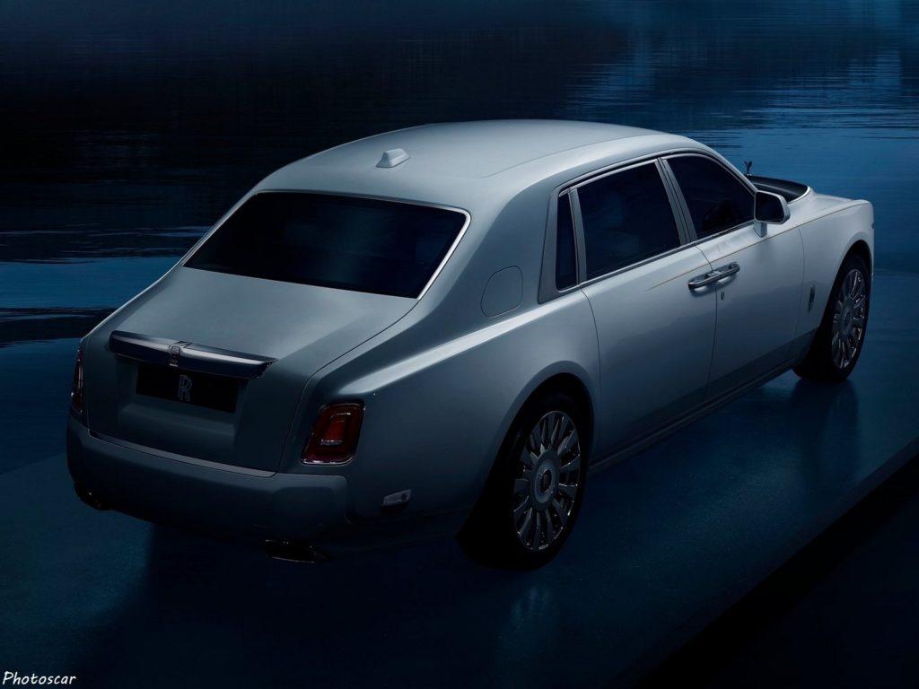 Rolls Royce Phantom Tranquillity 2019