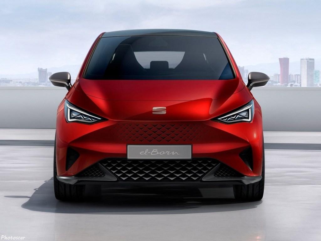 Seat el-Born Concept 2019